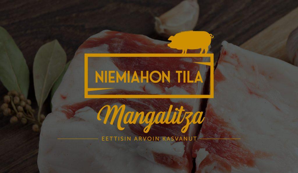 Niemiahontila - Mangalitza lihan tuottaja
